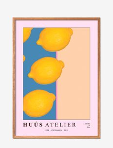 limone - affiches - multi-colored