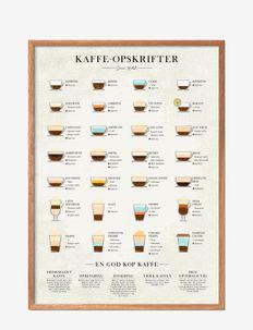 Coffee-original - affiches - multi-colored
