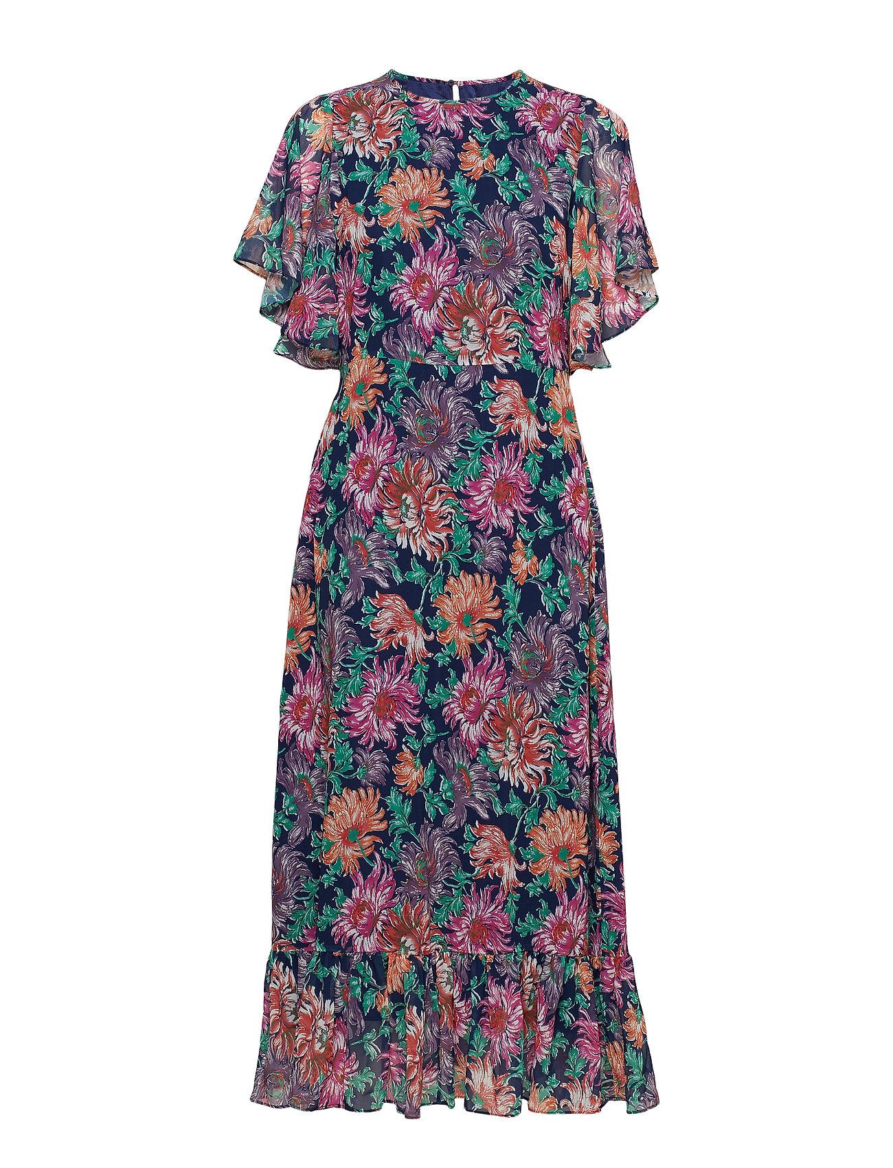 POSTYR POSANA DAY DRESS - PATRIOT BLUE