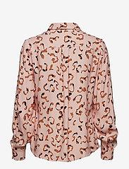 POSTYR - POSLAURA SHIRT - long sleeved blouses - peachskin - 1
