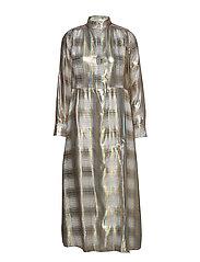 POSAVA DRESS - BRIGHT WHITE