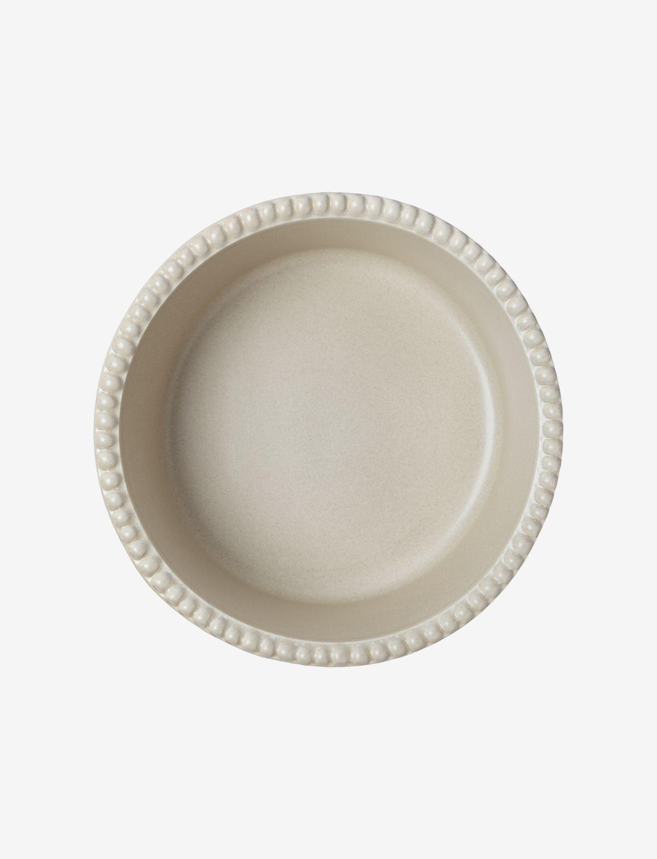 PotteryJo - DARIA 23 cm bowl stoneware - tarjoilukulhot - sand - 1