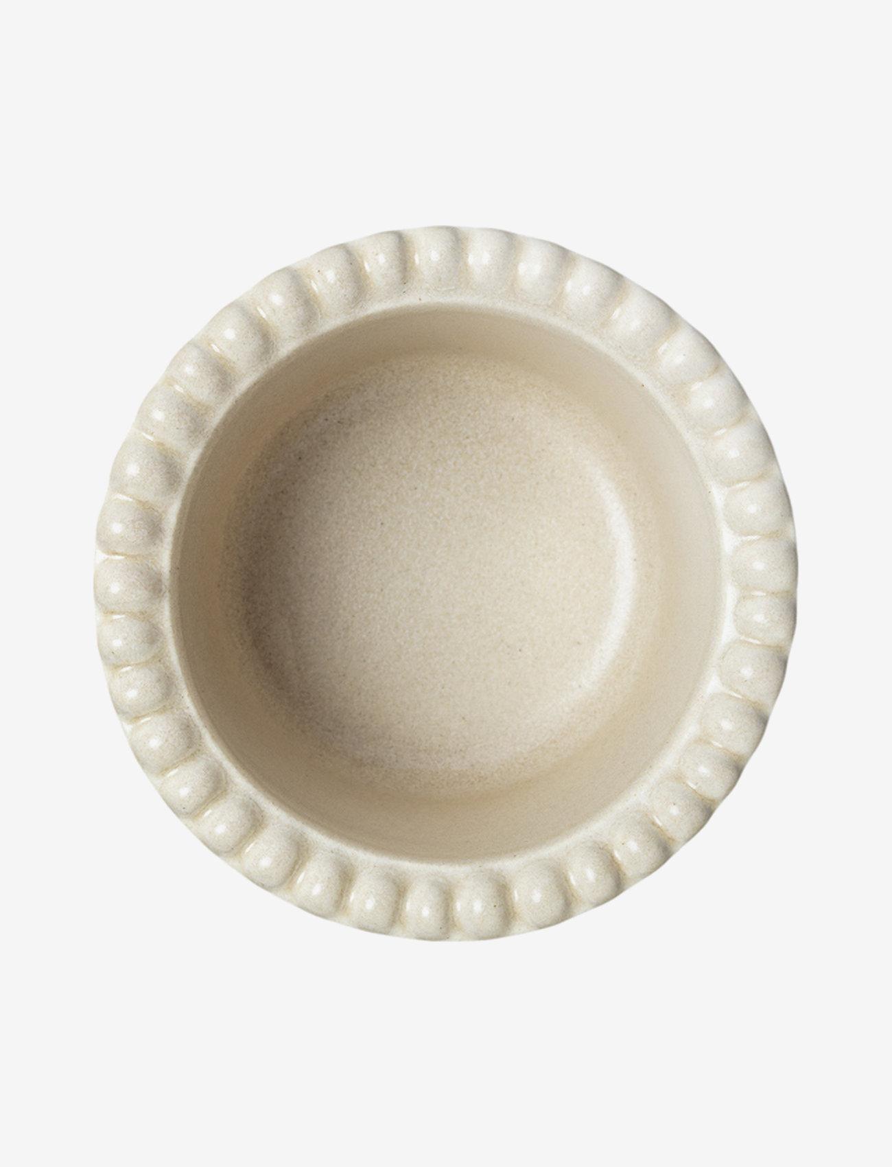 PotteryJo - DARIA 12 cm bowl stonware 2-pack - kulhot - sand - 1