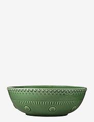 Daisy Saladsbowl 23 cm - FOREST