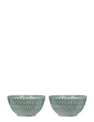 DAISY Small Bowl 2-PACK - CEMENT