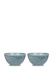 DAISY Small Bowl 2-PACK - DUSTY BLUE