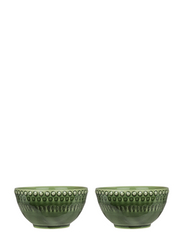 DAISY Small Bowl 2-PACK - FOREST