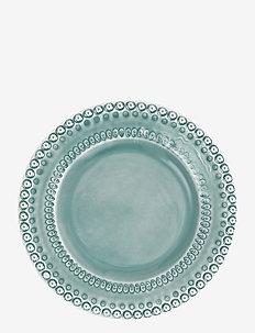 DAISY Dinnerplate 29 cm 2-PACK - mattallrikar - cement