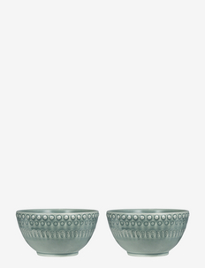 DAISY Small Bowl 2-PACK - skålar - cement