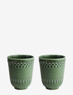 DAISY Mug 2-PACK - muggar & koppar - forest