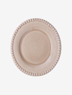 DARIA Dessertplate 22 cm stoneware - asjetter - accolade