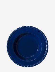 DARIA Soupplate 26 cm stoneware 2-pack - kulhot - river