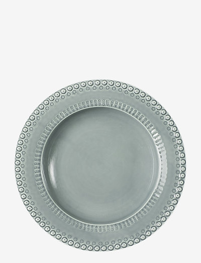 DAISY Pastabowl 1-PACK 35 cm - syvät lautaset - cement