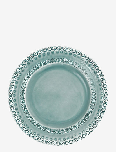 DAISY Dinnerplate 29 cm 2-PACK - ruokalautaset - cement