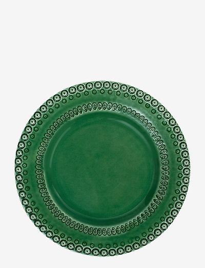 DAISY Dinnerplate 29 cm 2-PACK - ruokalautaset - forest