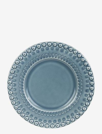 DAISY Soupbowl 21 cm 2-PACK - syvät lautaset - forest