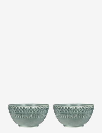 DAISY Small Bowl 2-PACK - tarjoilukulhot - cement