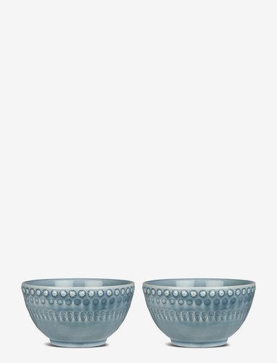 DAISY Small Bowl 2-PACK - tarjoilukulhot - dusty blue