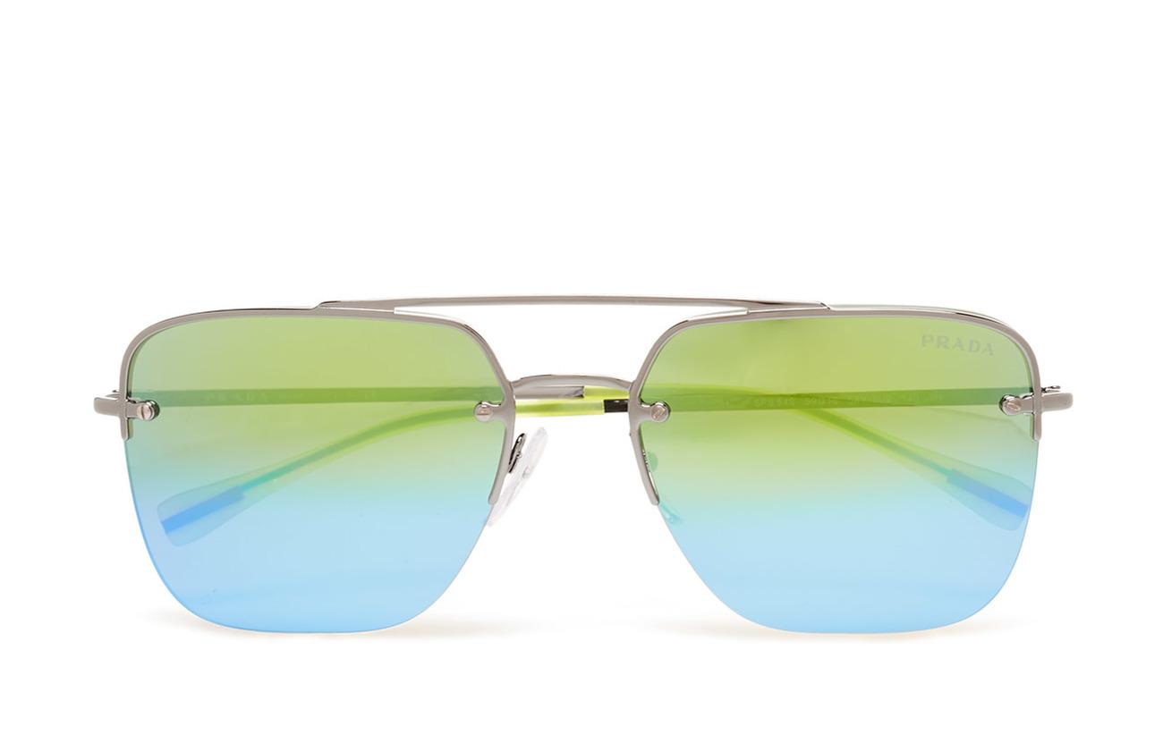 D-frame (Gunmetal) (£133) - Prada Sport Sunglasses -   Boozt.com