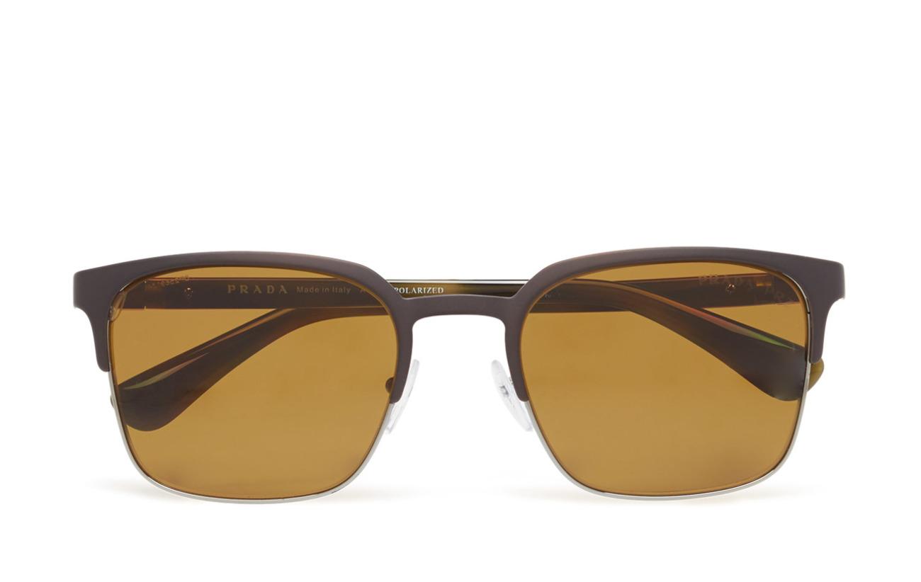 Heritagegrey gunmetal polar BrownPrada Sunglasses Heritagegrey gunmetal Sunglasses Heritagegrey polar BrownPrada TKJ1lcF