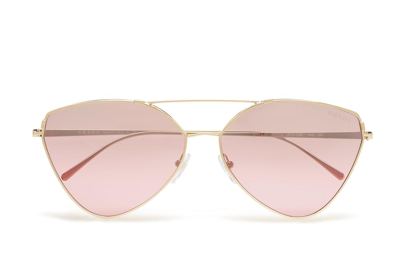 be2409ed57a4 Women s Sunglasses (Pale Gold) (£278) - Prada Sunglasses -