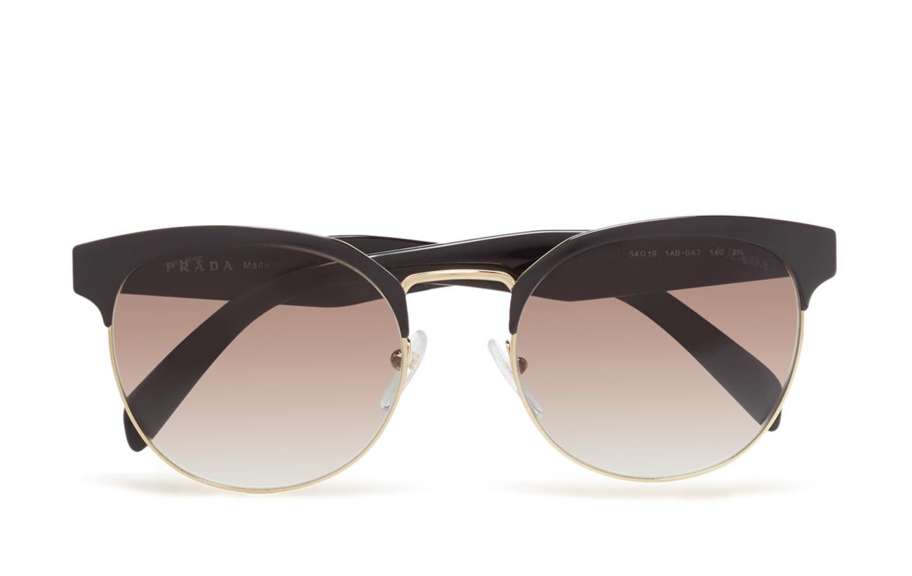 bfc172887ab2 D-frame (Black pale Gold) (£222) - Prada Sunglasses -