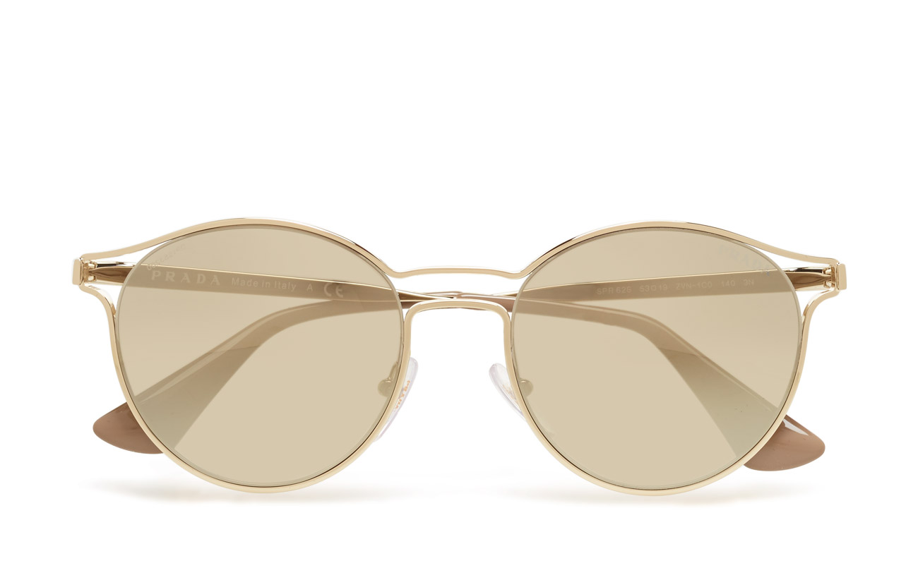 cc4ca21fc7 Cinema (Pale Gold) (£260) - Prada Sunglasses -