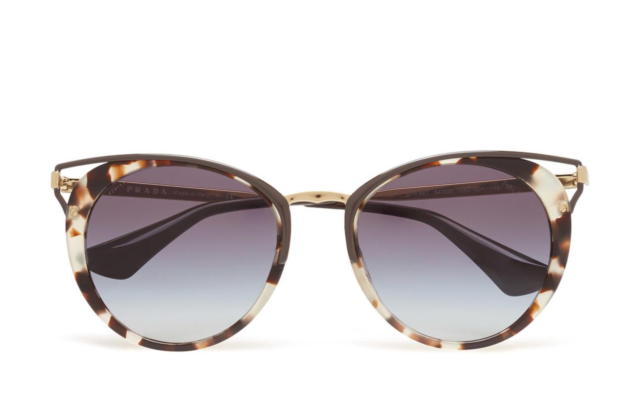Prada Sunglasses 0PR 66TS - SPOTTED OPAL BROWN