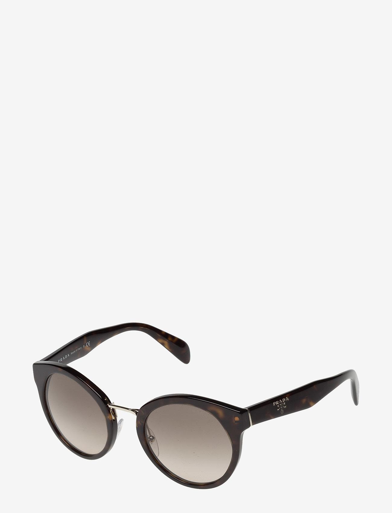 Prada Sunglasses - 0PR 05TS - rond model - havana - 1