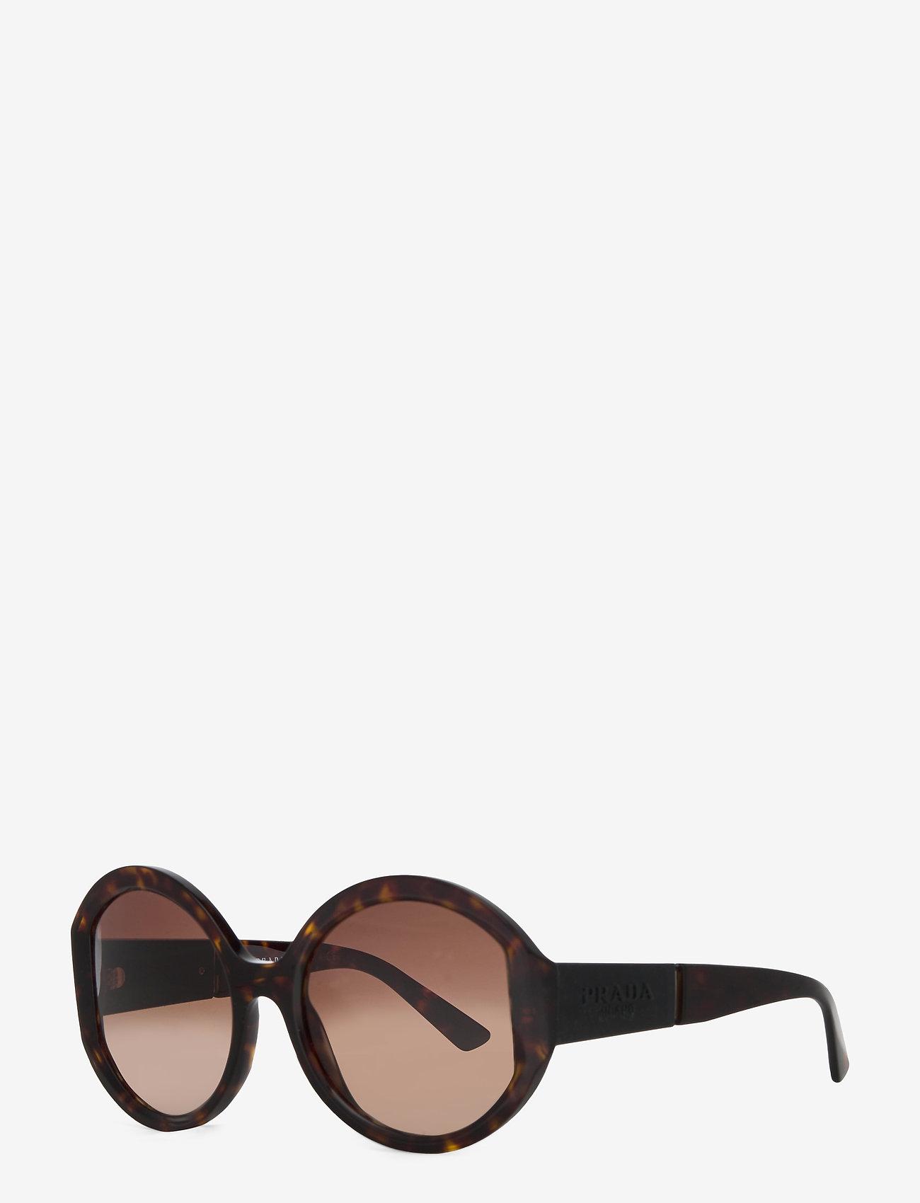 Prada Sunglasses - Sunglasses - rond model - brown gradient - 1