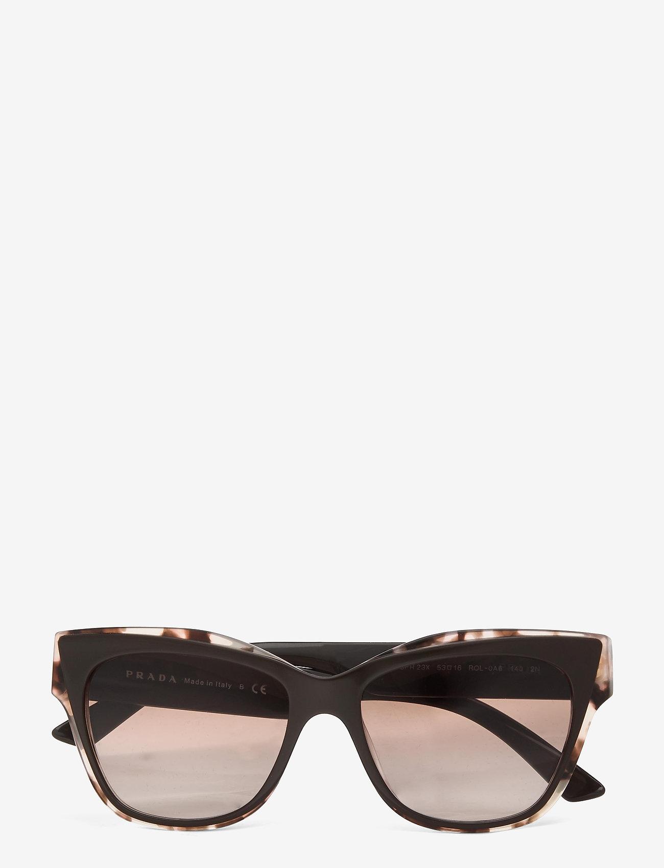 Prada Sunglasses - Sunglasses - wayfarer - brown gradient - 0