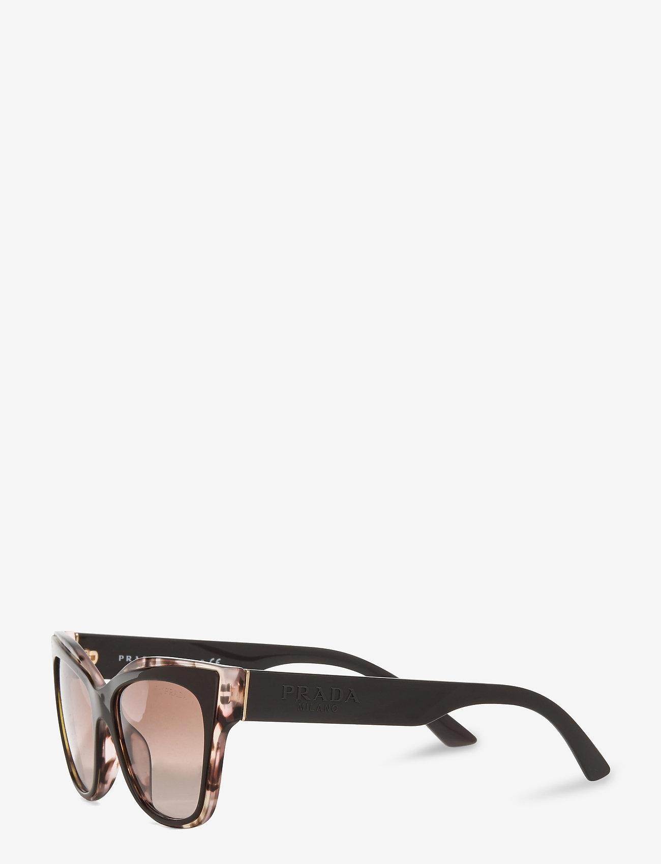 Prada Sunglasses - Sunglasses - wayfarer - brown gradient - 1