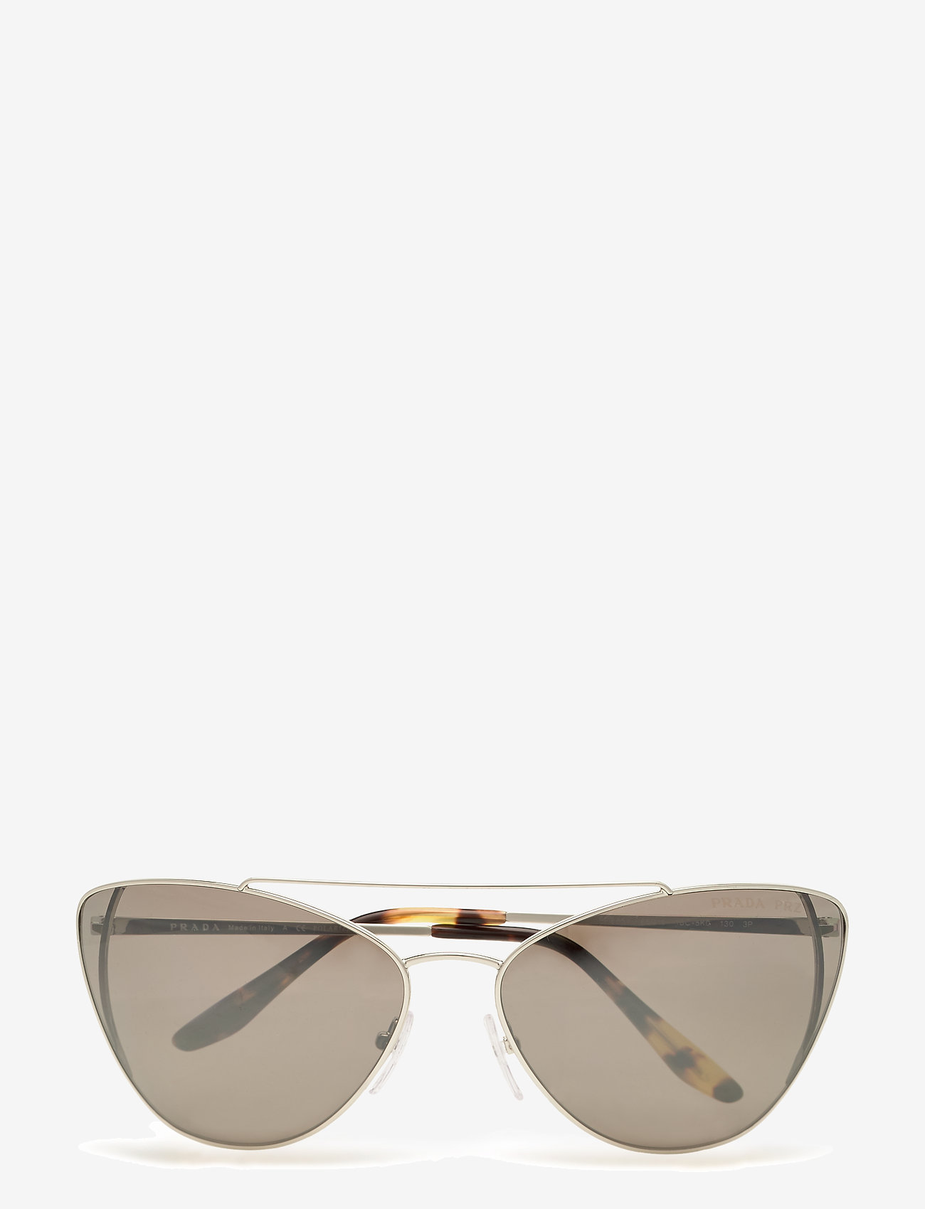 Prada Sunglasses - Prada Sunglasses - cat-eye - silver - 0