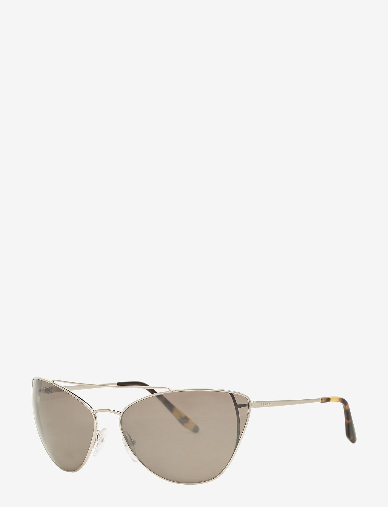 Prada Sunglasses - Prada Sunglasses - cat-eye - silver - 1