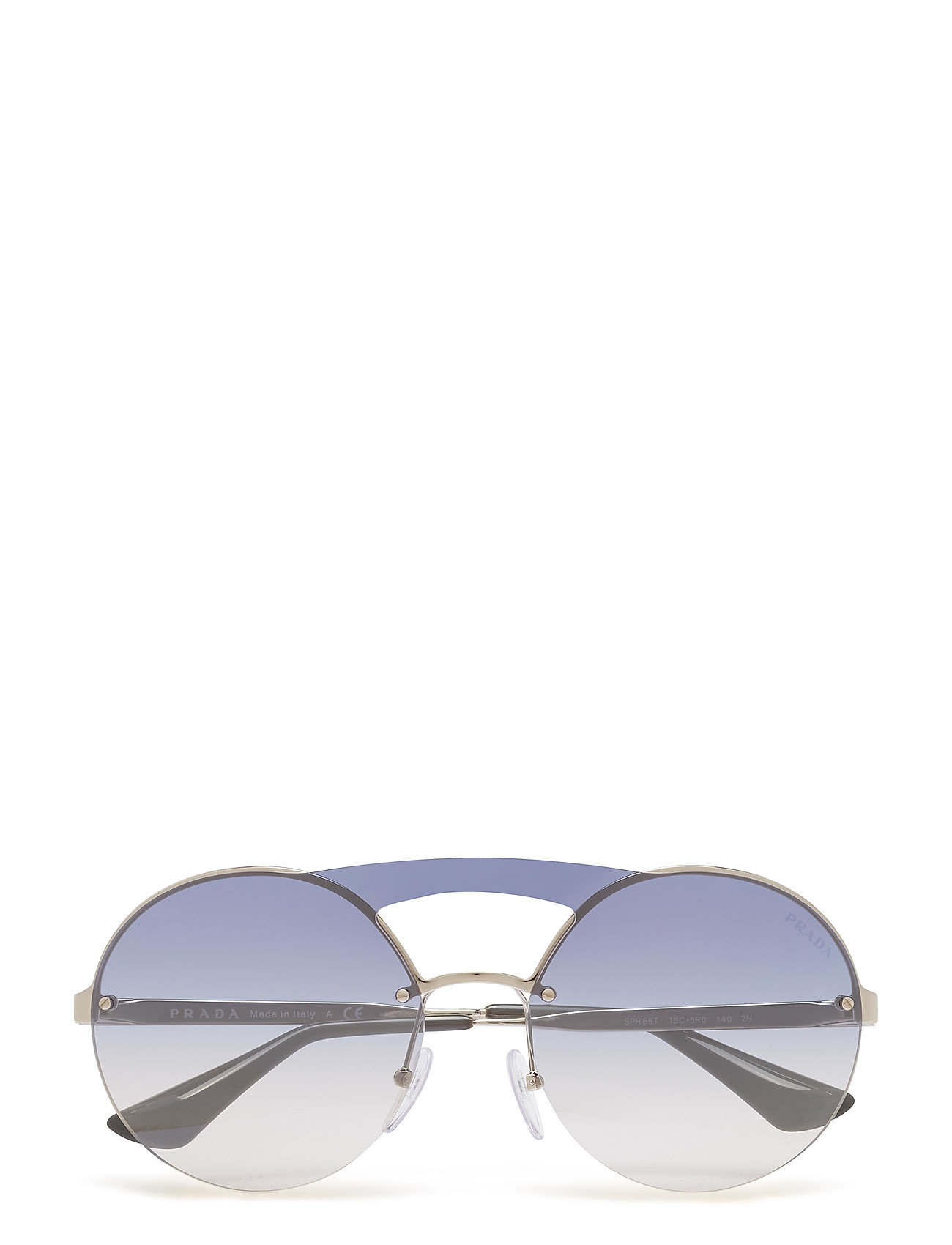 Image of Not Defined Solbriller Blå Prada Sunglasses (3406136371)