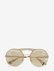Not Defined - rond model - pale gold