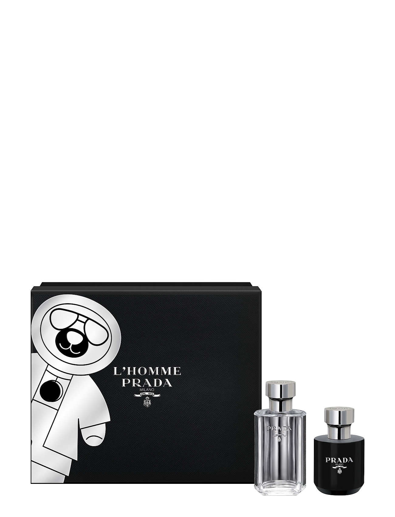 Prada L'HOMME EDT/SHOWER GEL - NO COLOR