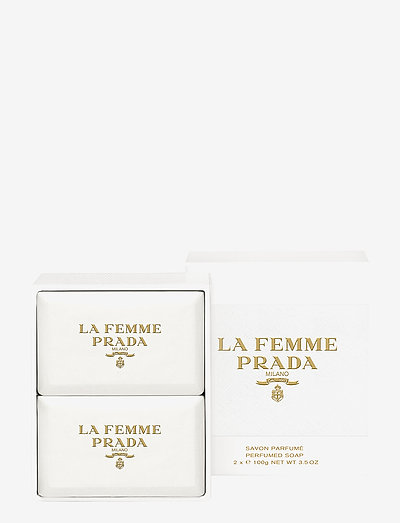 LA FEMME SOAP 2 X 100 GR - shower gel - no color