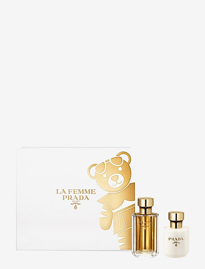 LA FEMME EDP 50ML/BODY LOTION100 ML - parfymset - no color