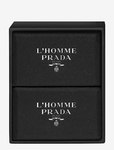 L'HOMME SOAP 2 X 100 GR - NO COLOR