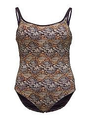 Karma Swimsuit - AMETHYST