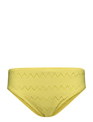 Maya Yellow bikini brief - CANARY YELLOW