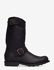 Primeboots - Engineer Mid-16 - lange laarzen - old crazy black - 1