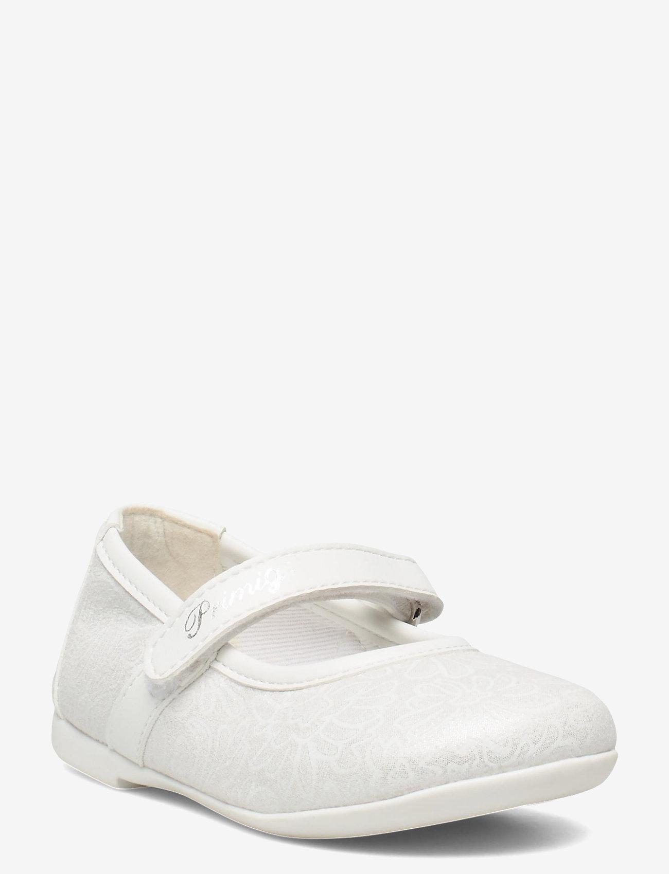 Primigi - PHE 54182 - ballerinaer og slip-ons - white - 1