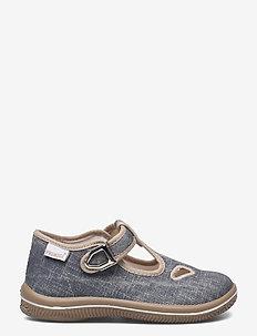PBB 33702 - sandaler - jeans