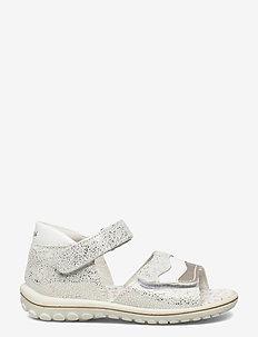 PSW 33780 - sandaler - white