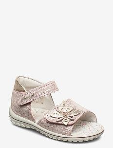 PSW 33785 - sandals - cipria/platino