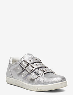 PHO 33819 - low tops - silver
