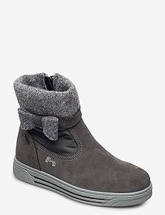 PUAGT 43756 - vinterstøvler - grey