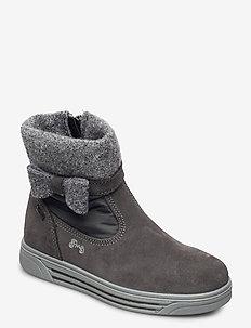 PUAGT 43756 - vinterstövlar - grey